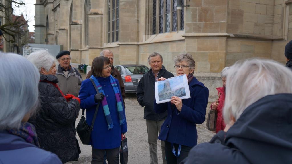 450 Jahre wurde am Münster gebaut